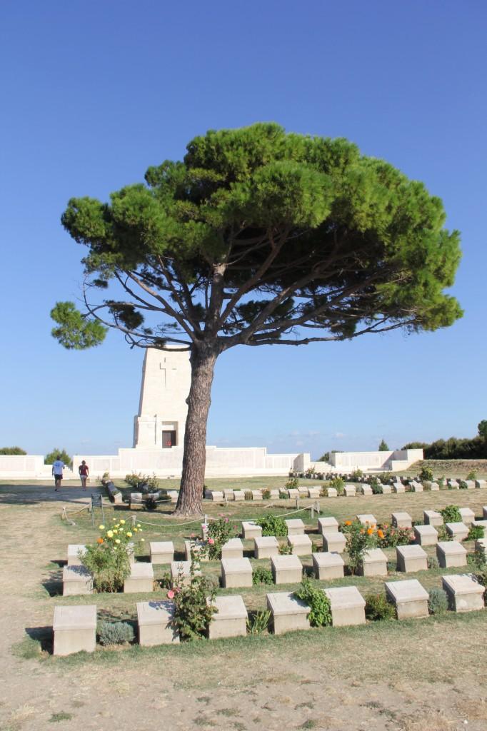 Lone Pine Cemetary, Gallipoli
