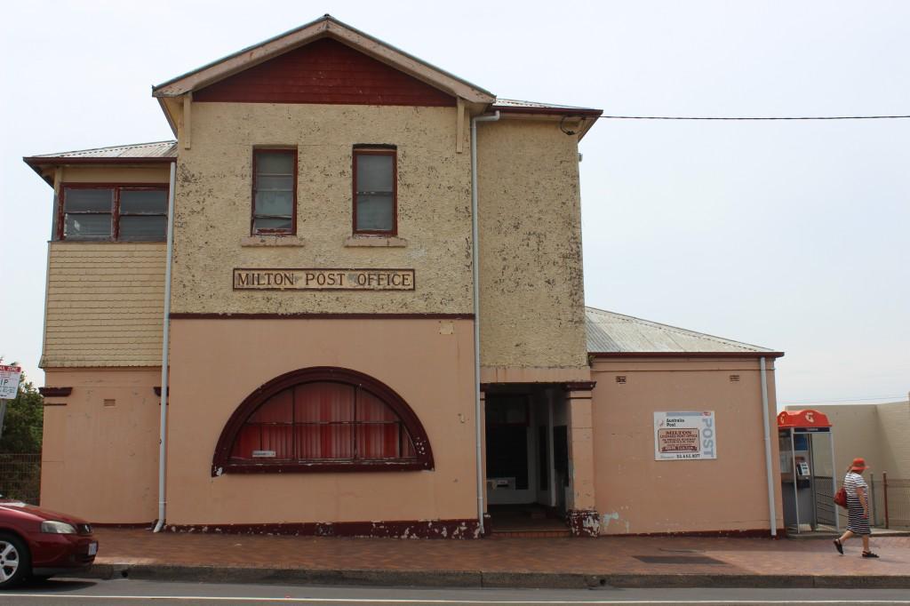 Milton Post Office