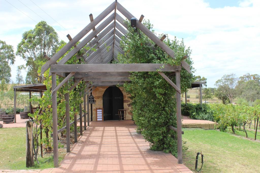 Hunter Valley Winery Chapel