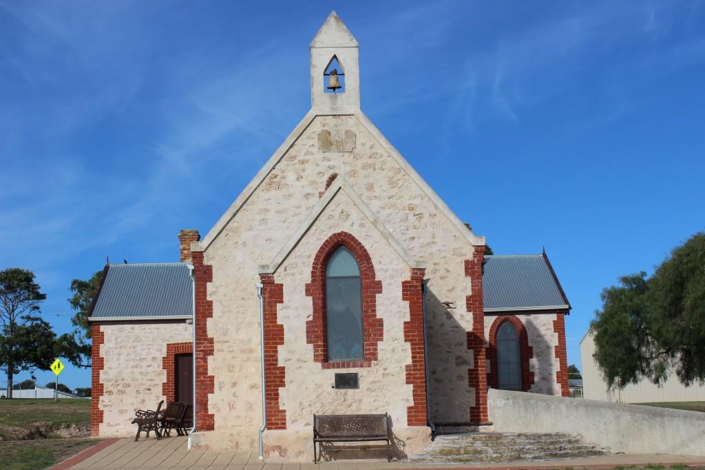 Raukkan Mission Church