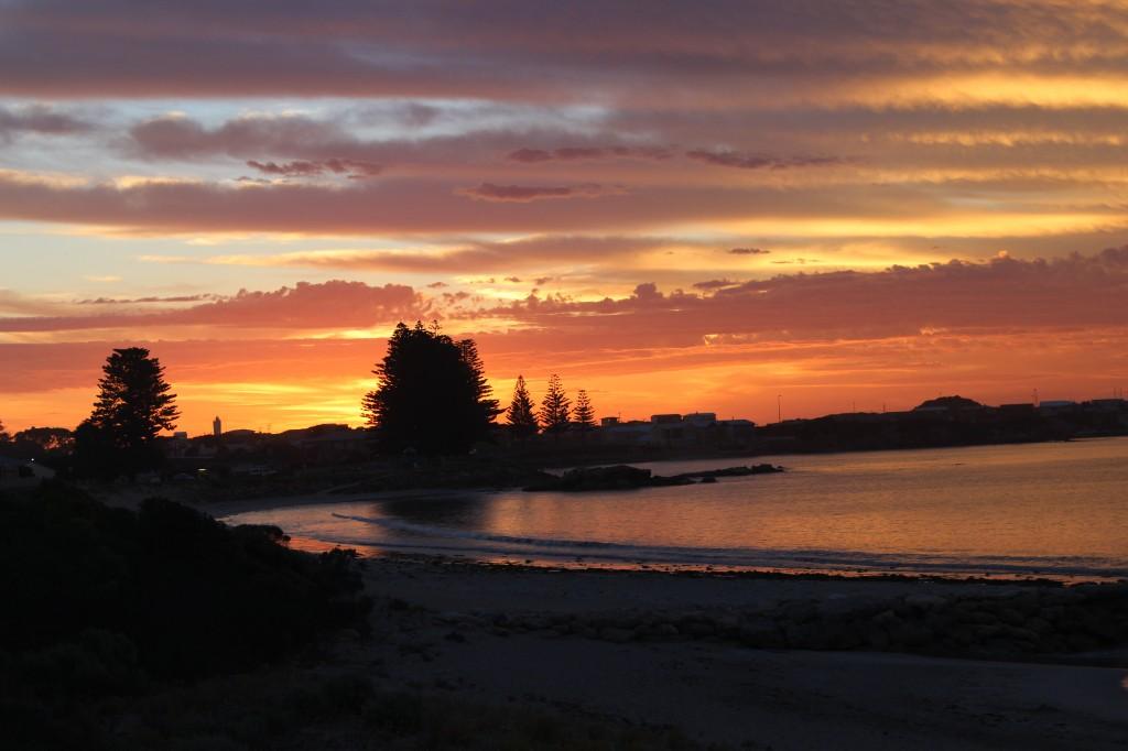 Sunset at Robe