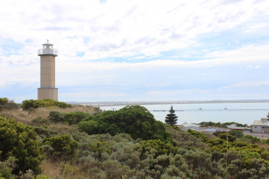Lighthouse at Beachport