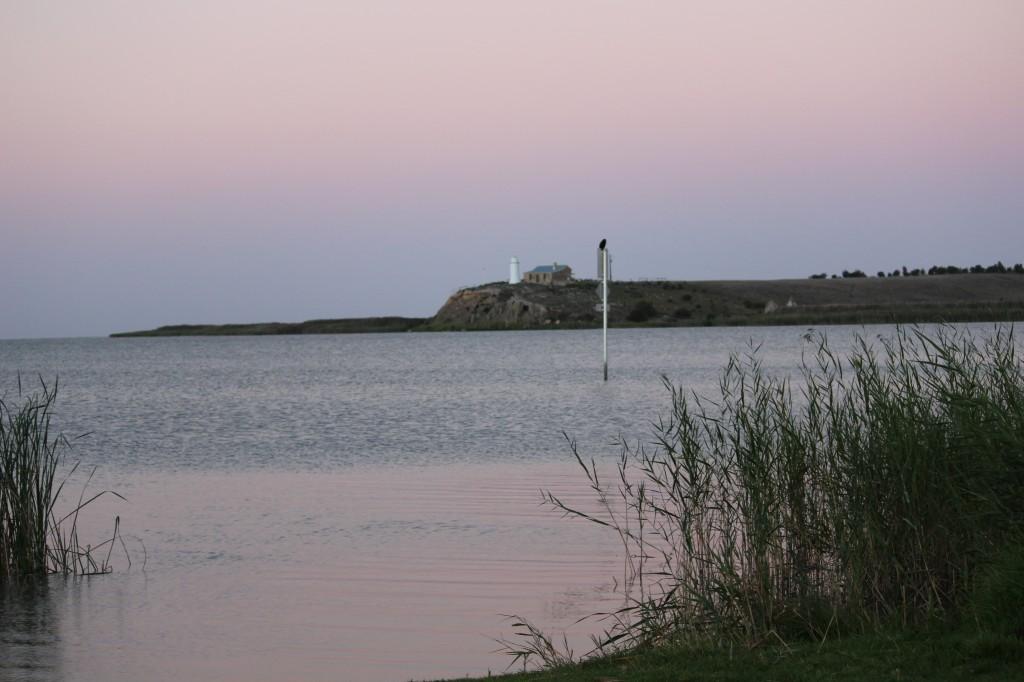 Lake Alexandrina, Narrung