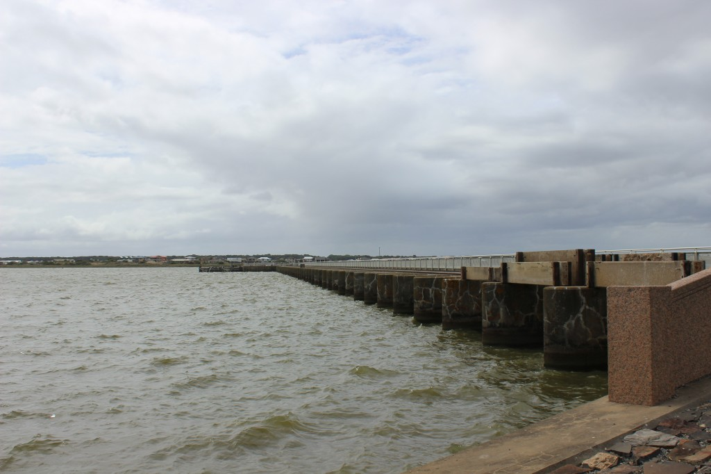 The Barrages, Goolwa