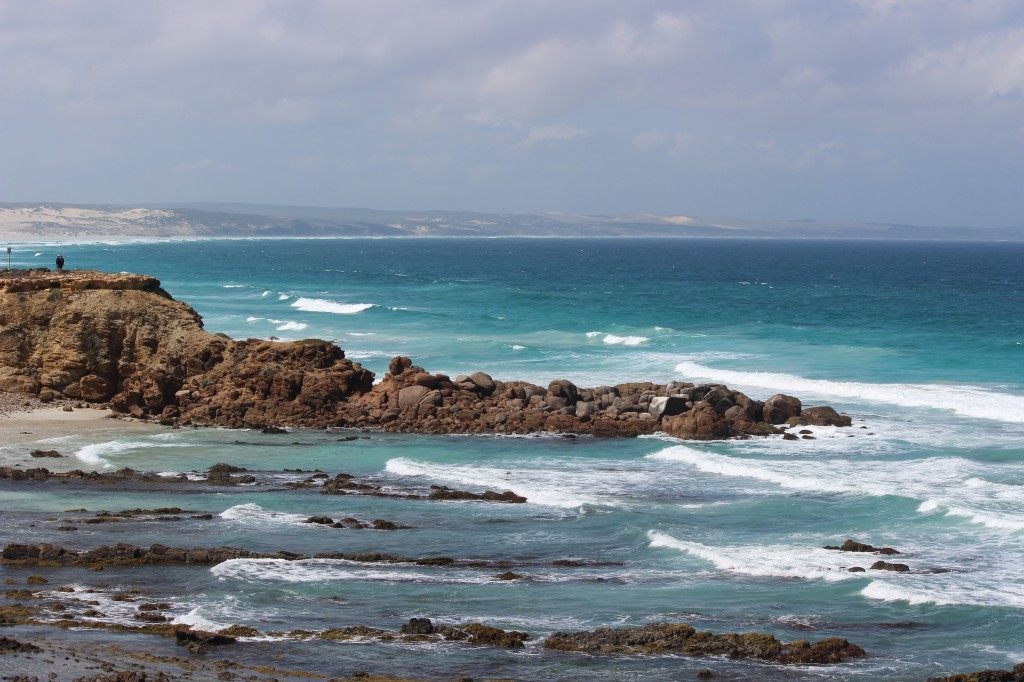 View from Lookout at Sleaford Beach