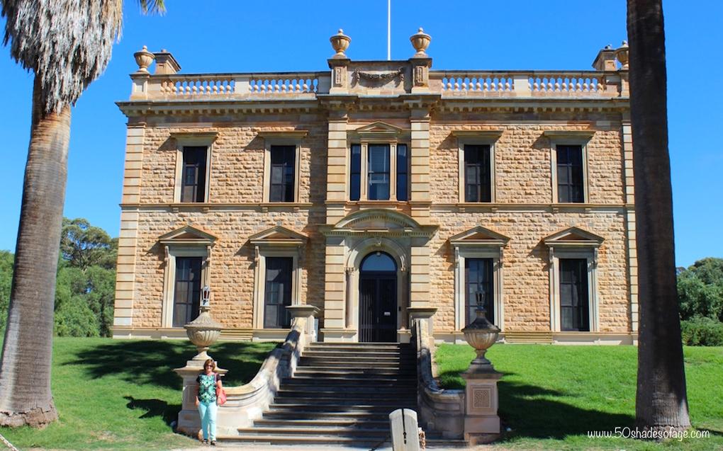 Georgian mansion 'Martindale House'