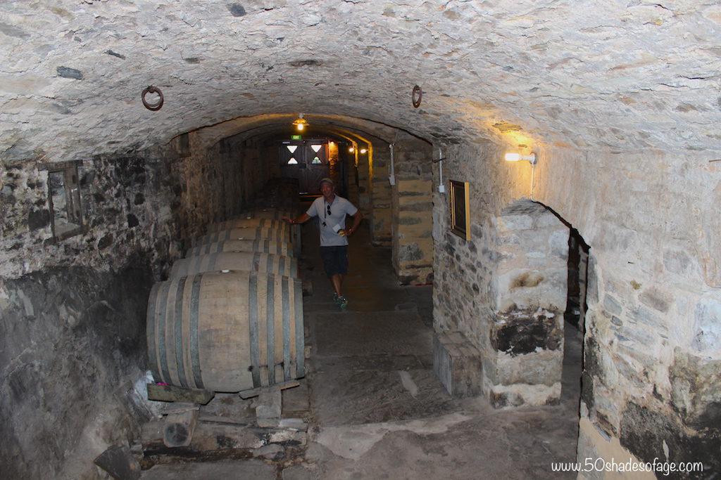 Seven Hills Underground Wine Cellars