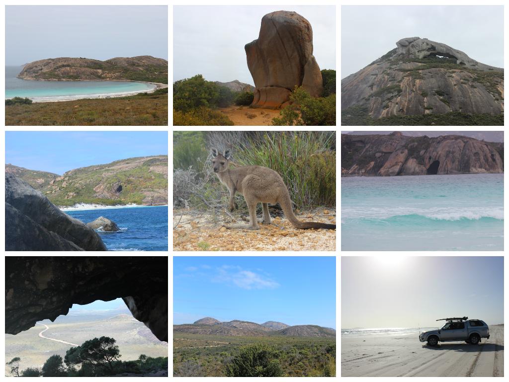 Cape le Grand National Park