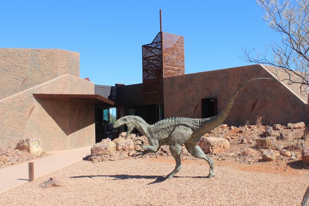 Australian Age of Dinosaurs, Winton