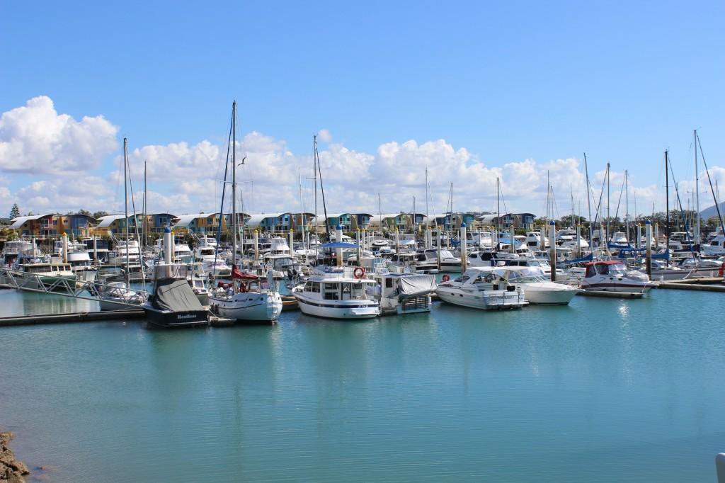Rosslyn Bay Harbour