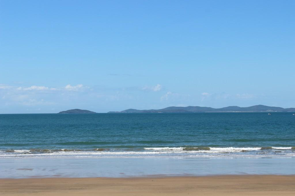 Views of Keppel Islands off the Capricorn Coast