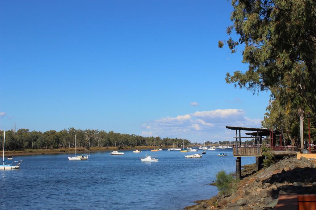 Fitzroy River, Rockhampton