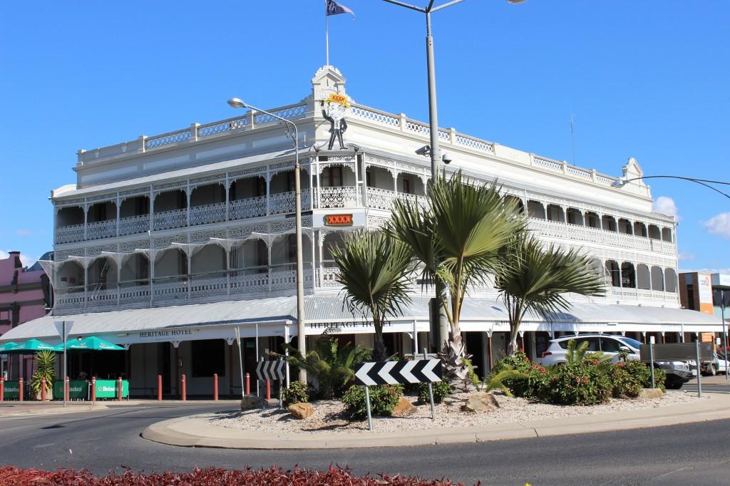 The Heritage Hotel, Rockhampton