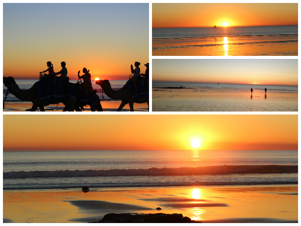 Cable Beach, Broome Sunsets