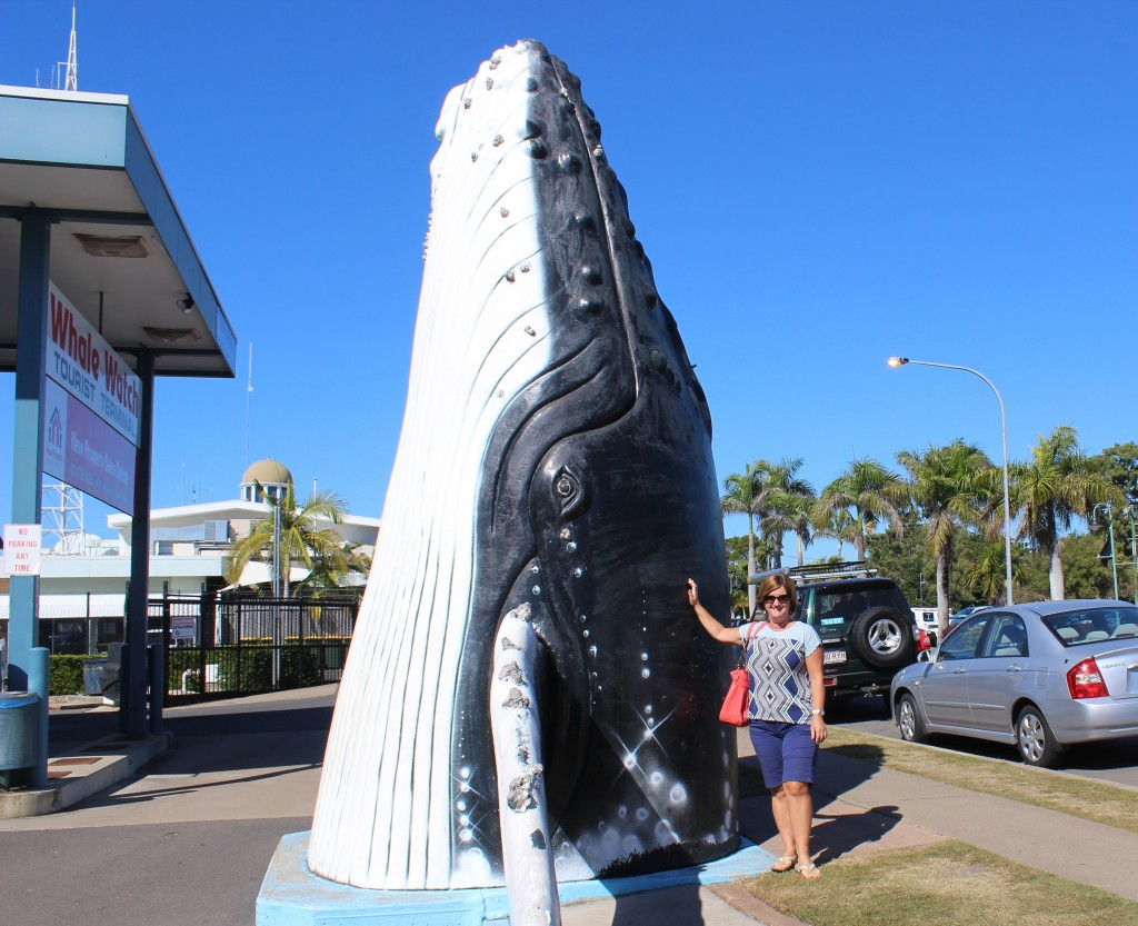 Hervey Bay Whale Statue