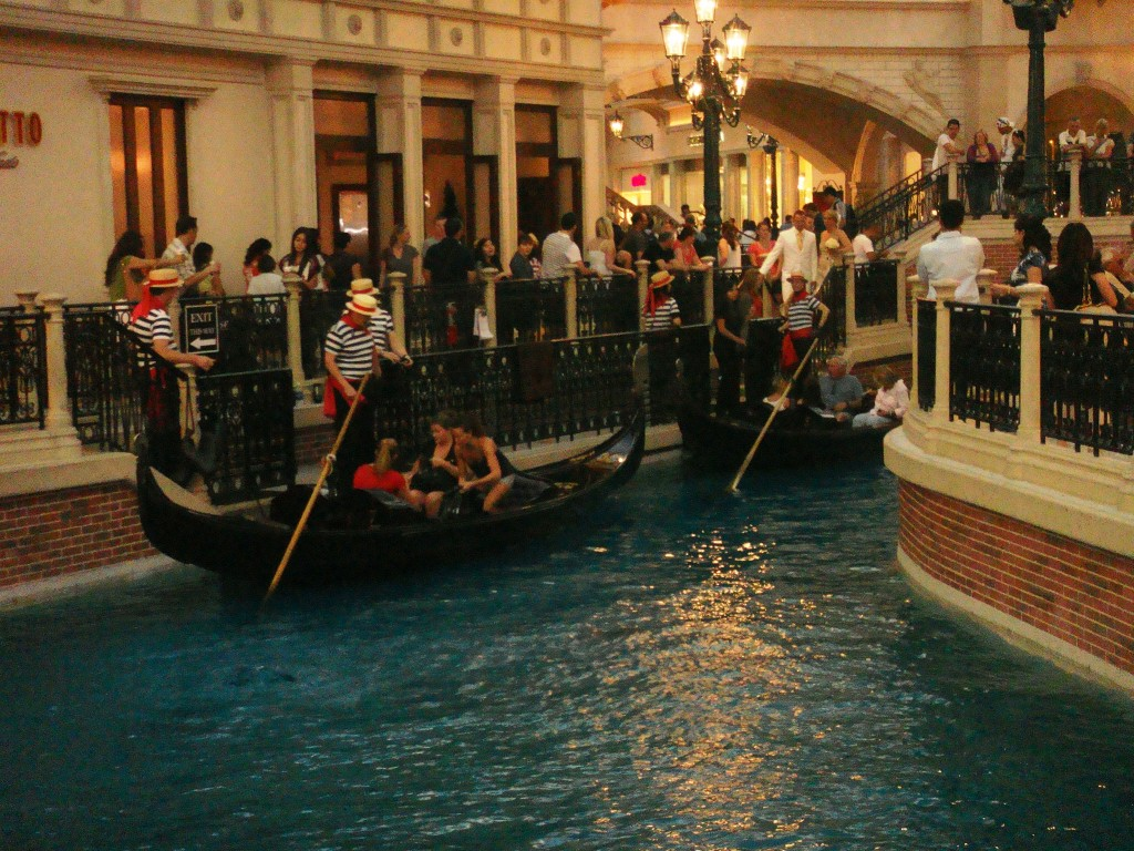 The Grand Canal, The Venetian
