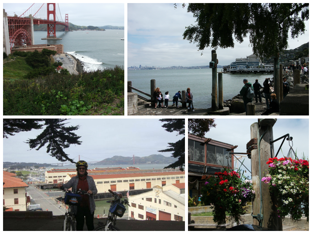 Bike Ride to Sausalito