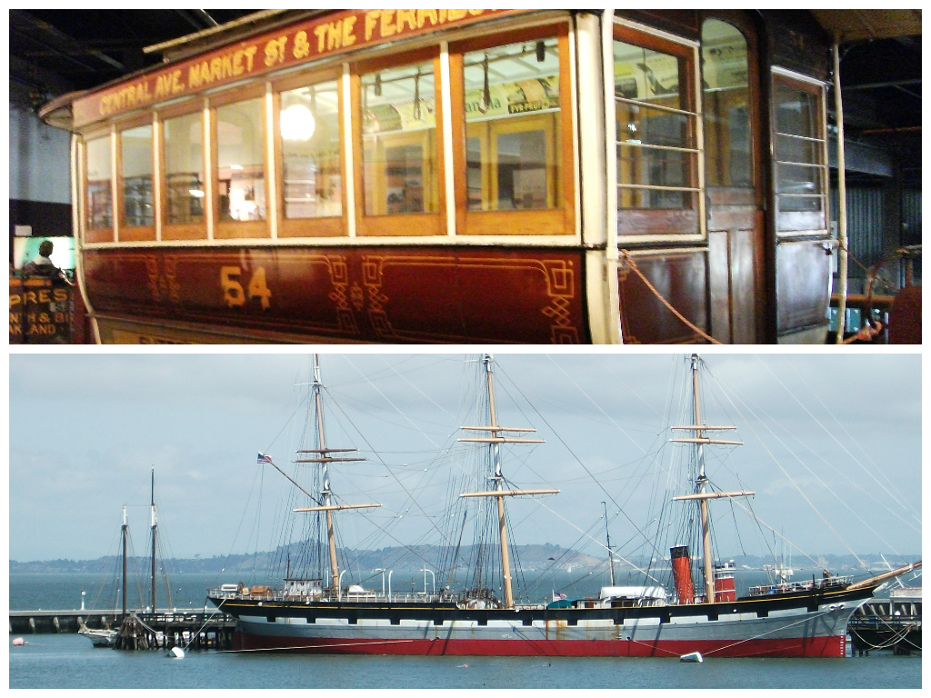 Cable Car & Maritime Museum