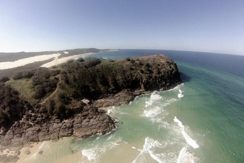 Indian Head, Fraser Island