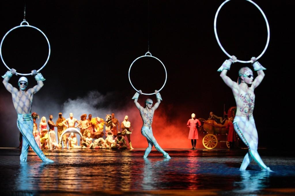 Cirque De Soleil Show, Las Vegas