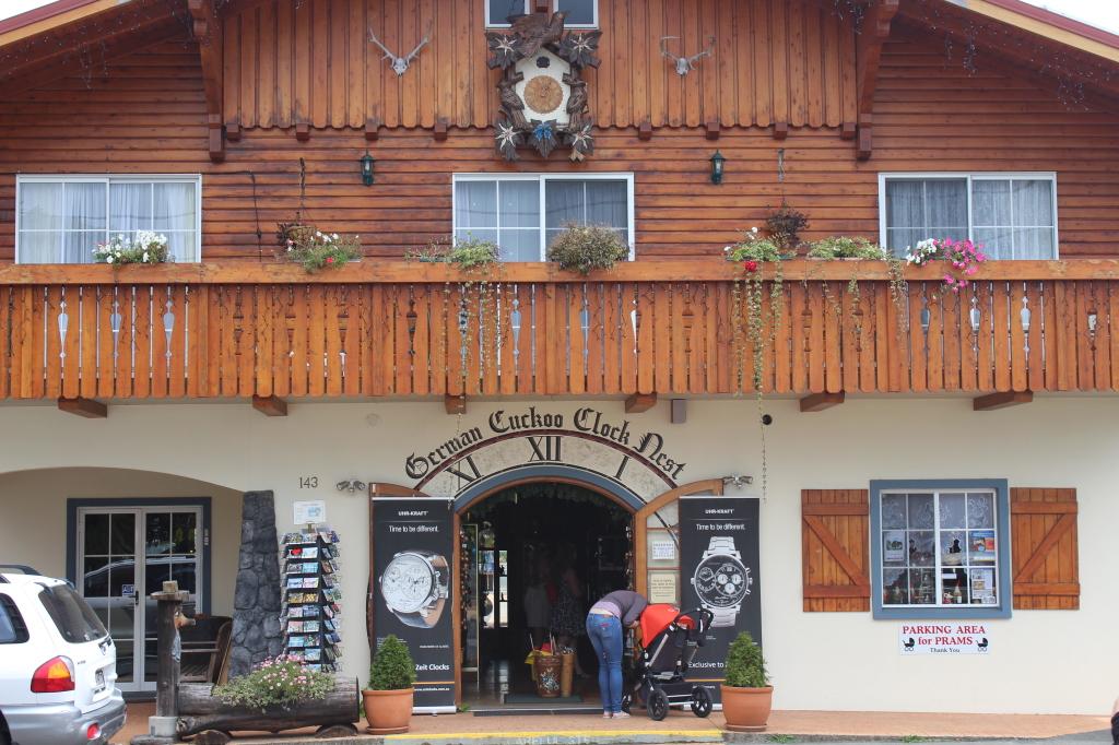 German Cuckoo Clock Shop