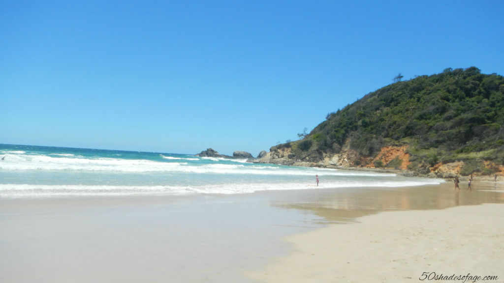 Australian Beaches Northern Nsw