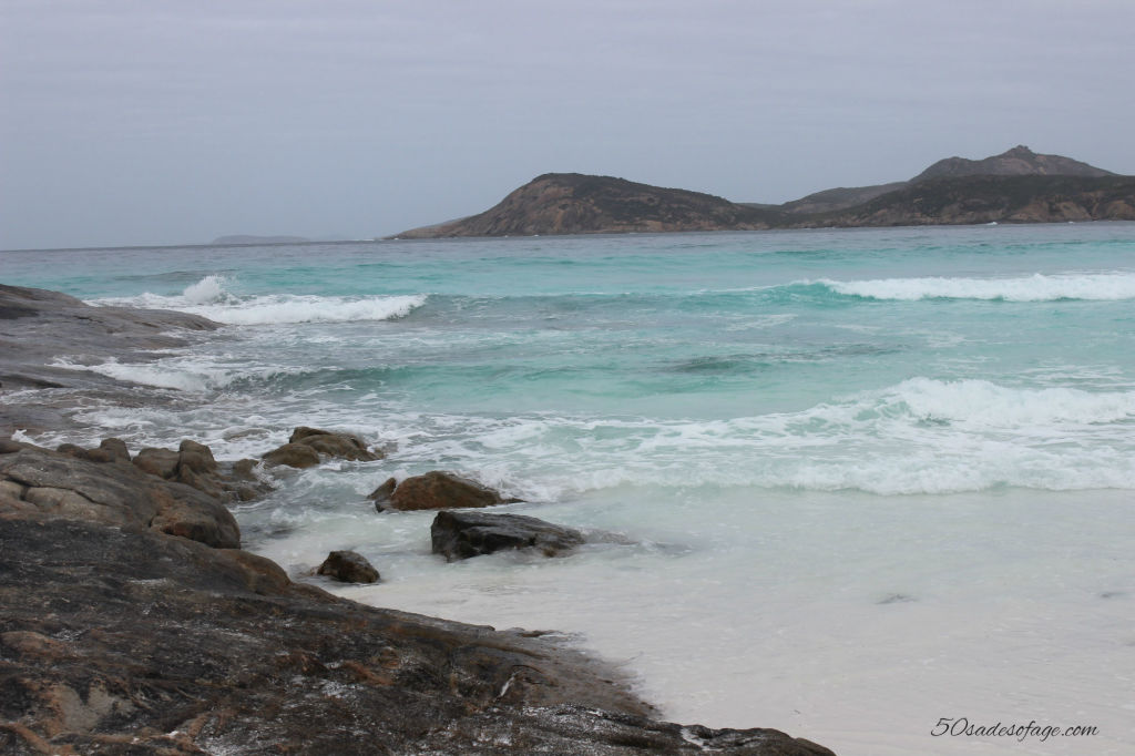 Lucky Beach, Cape Le Grand
