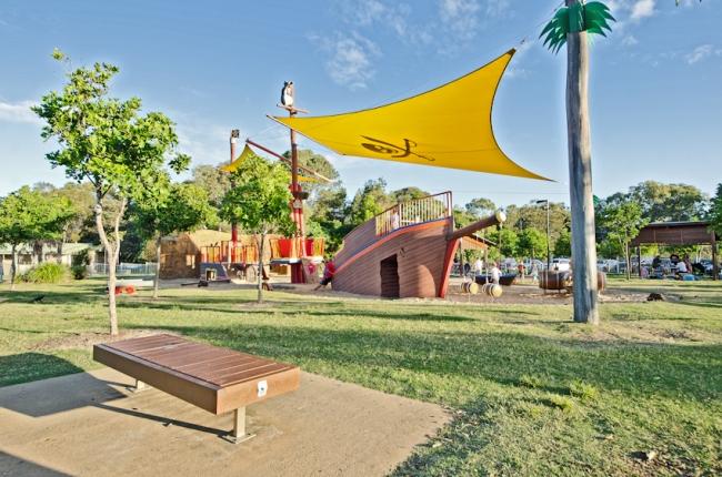 Palm Beach/Currumbin Pirate Park