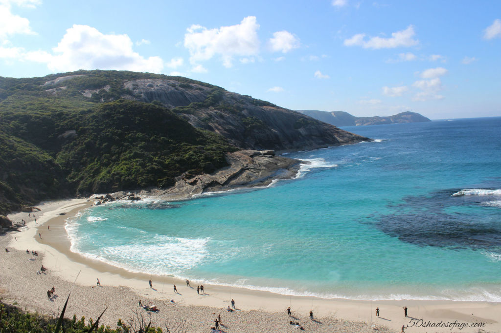 Salmon Beach, Torndirrup National Park, Albany