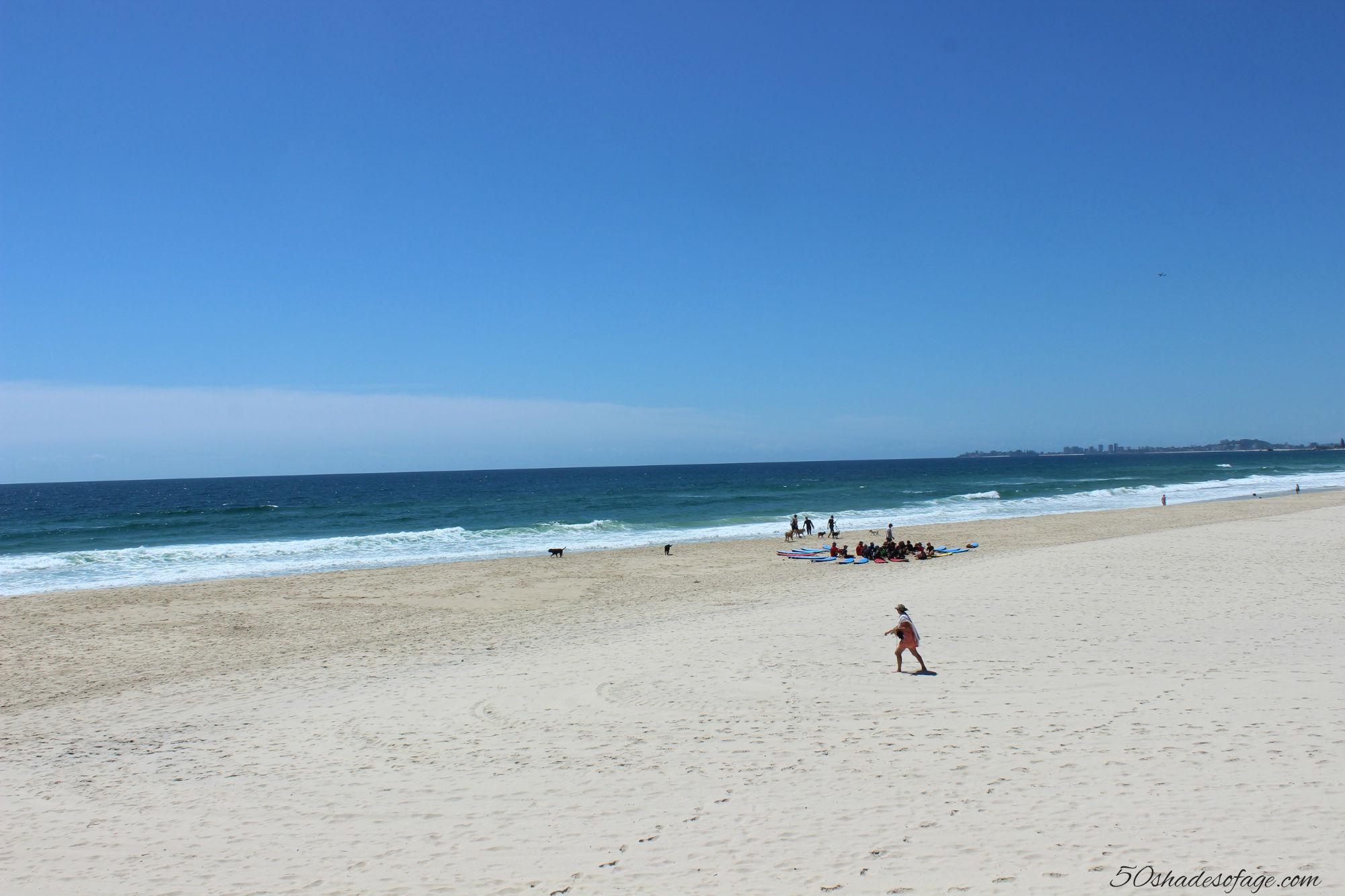 Tallebudgera Beach