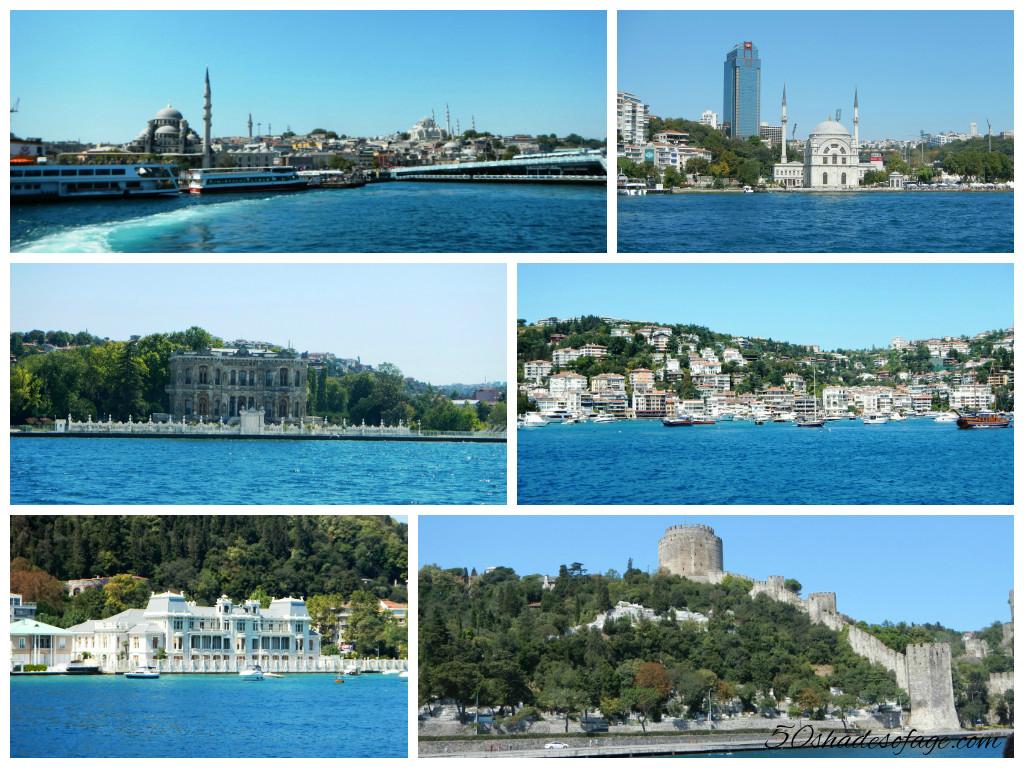 Bosphorus Boat Cruise