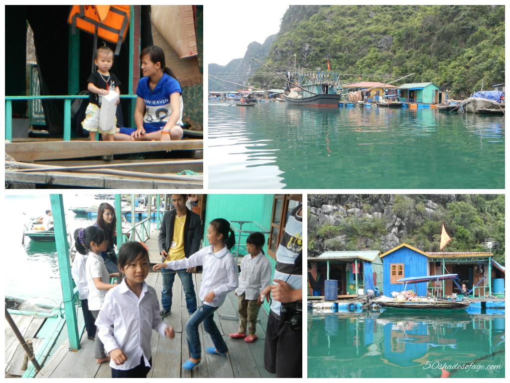 Floating Fishing Village, Ha Long Bay
