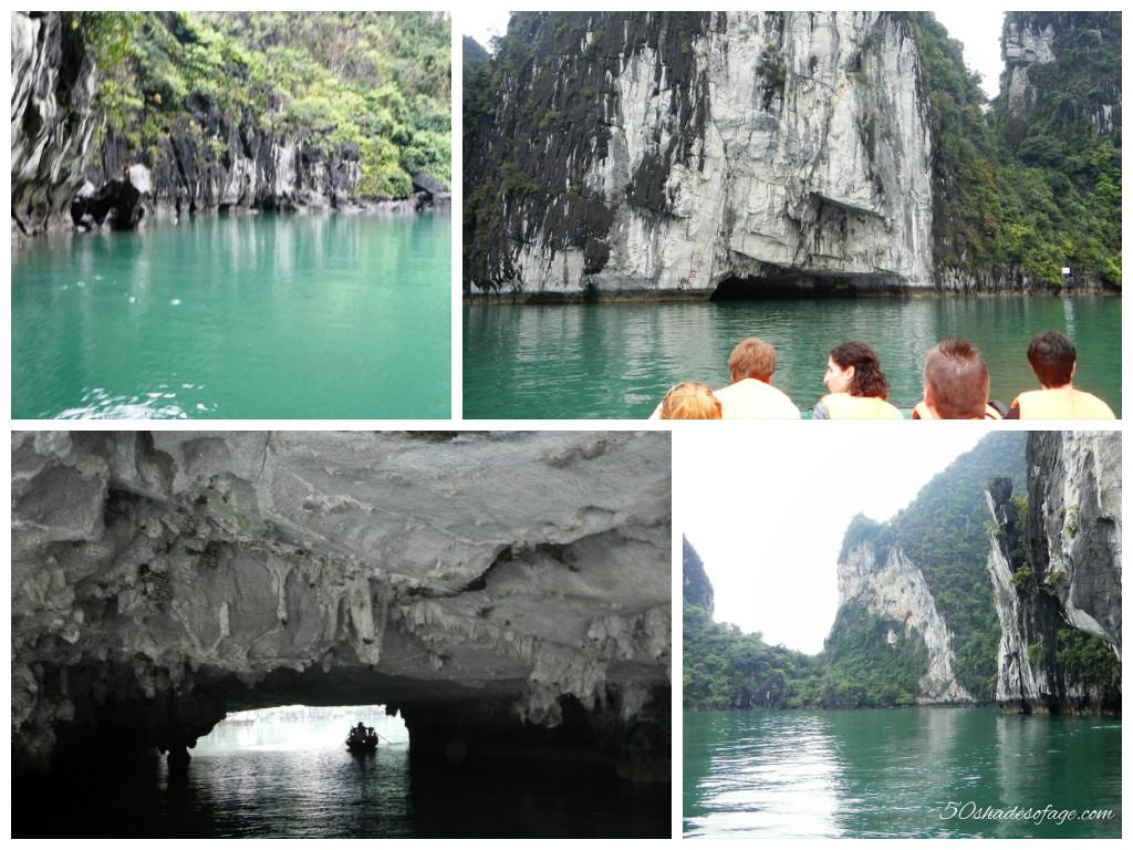 Luon Caves, Ha Long Bay