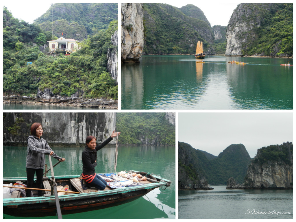 Ha Long Bay Scenes