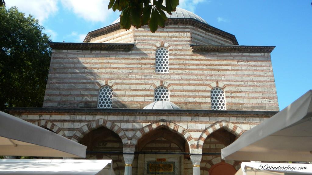 Turkish Bathhouse or Hamam