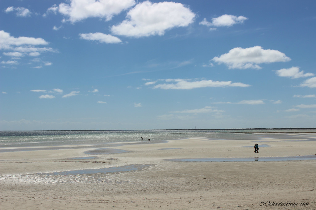 Moonta Beach