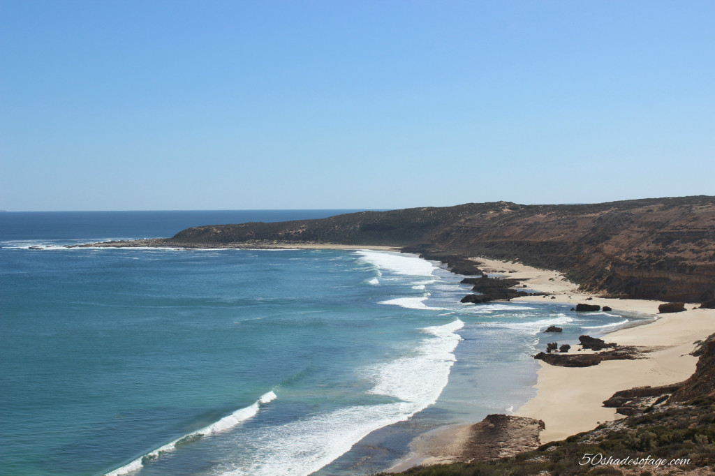 Streaky Bay Beach
