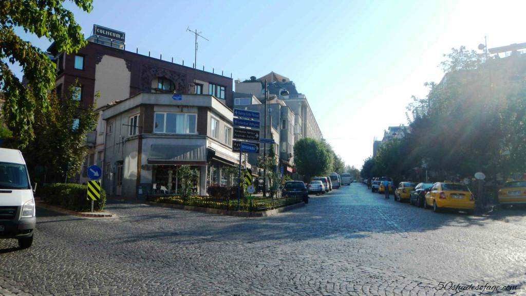 Sultanahmet Streets