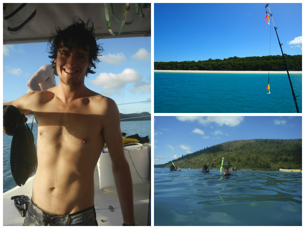Fishing & Snorkelling in Chance Bay