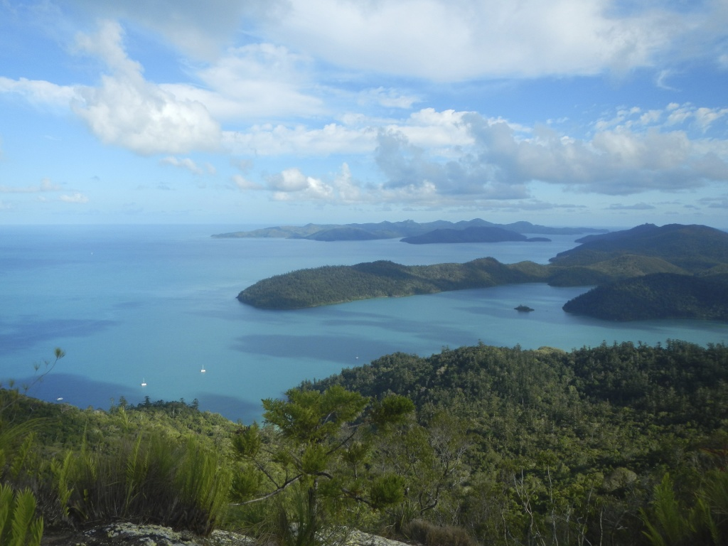 Views From Whitsunday Peak
