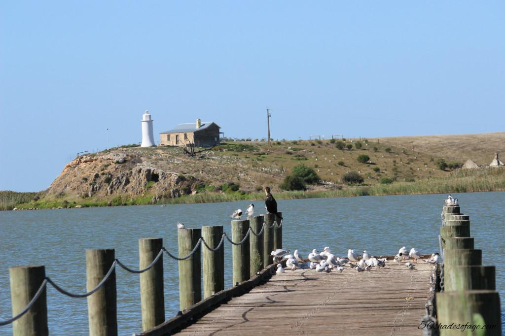 Narrung, Lake Alexandrina, SA