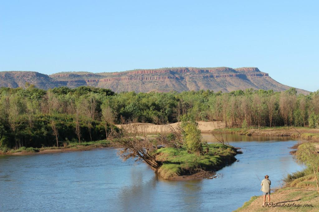 Ord River, Wyndham, WA