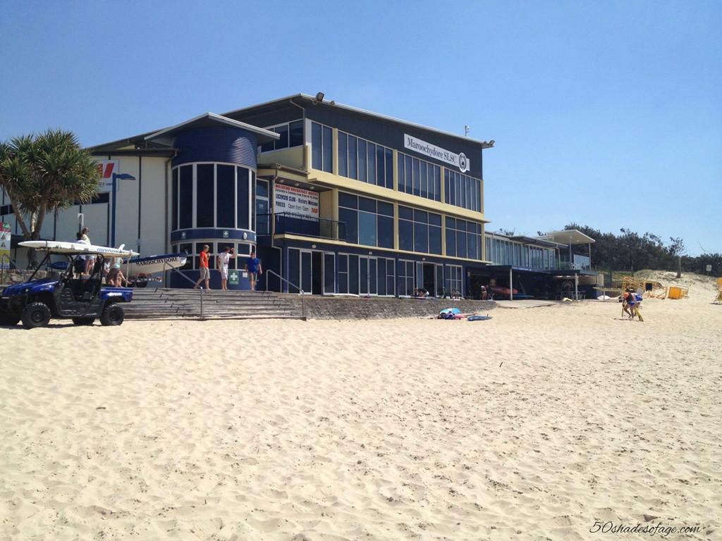 Maroochydore Surf Lifesaving Club