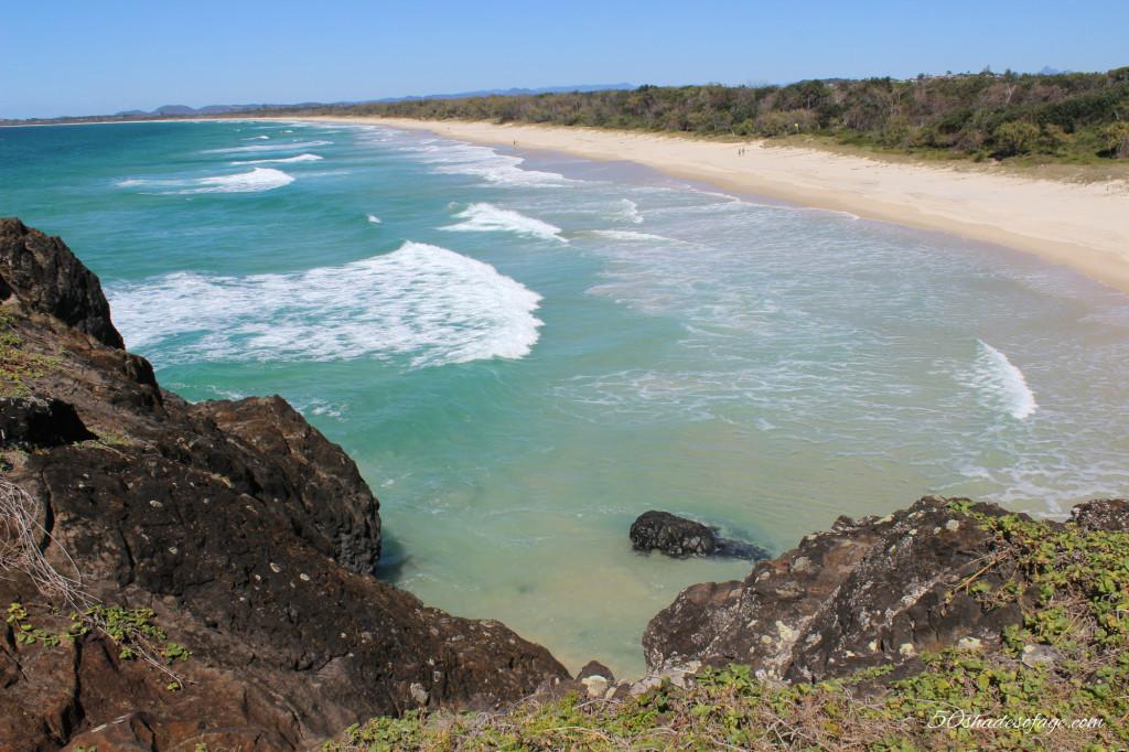 Dreamtime Beach, Fingal Head