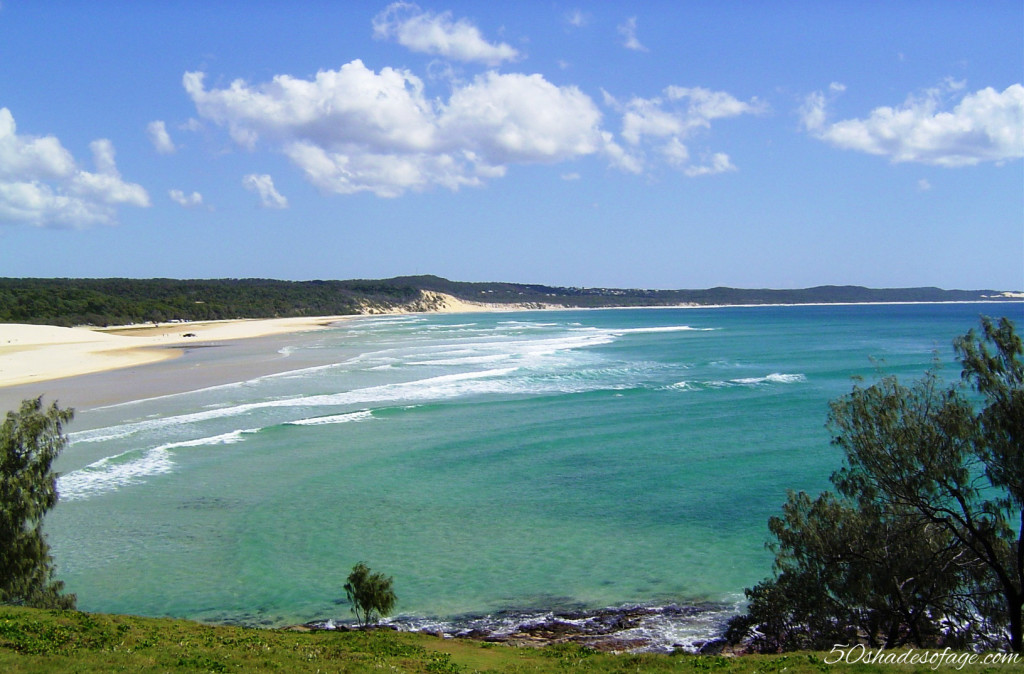 Fraser Island Beach