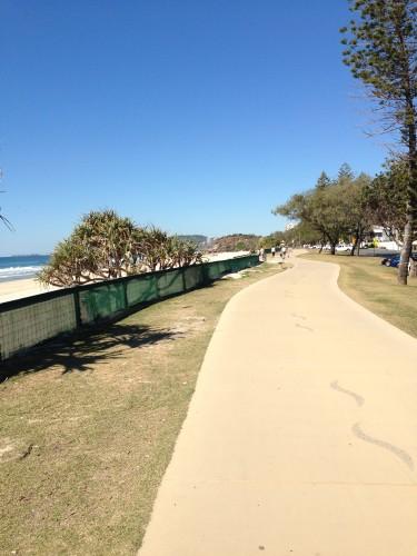 Miami Beach Pathway