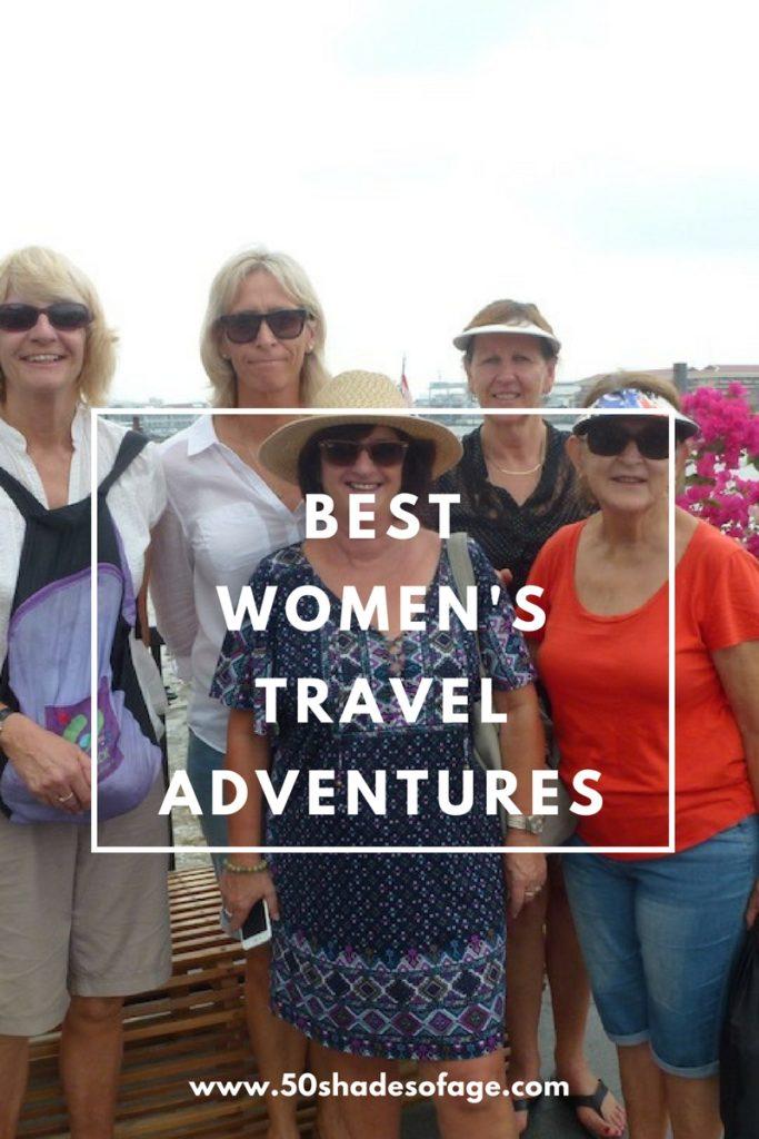 Best Women's Travel Adventures