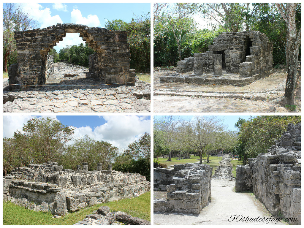 San Gervasio Mayan Ruins, Cozumel