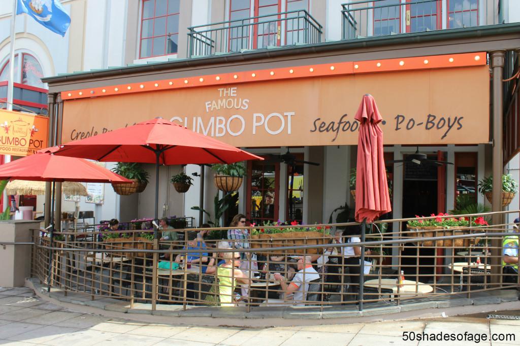 New Orleans Cuisine 'Gumbo'