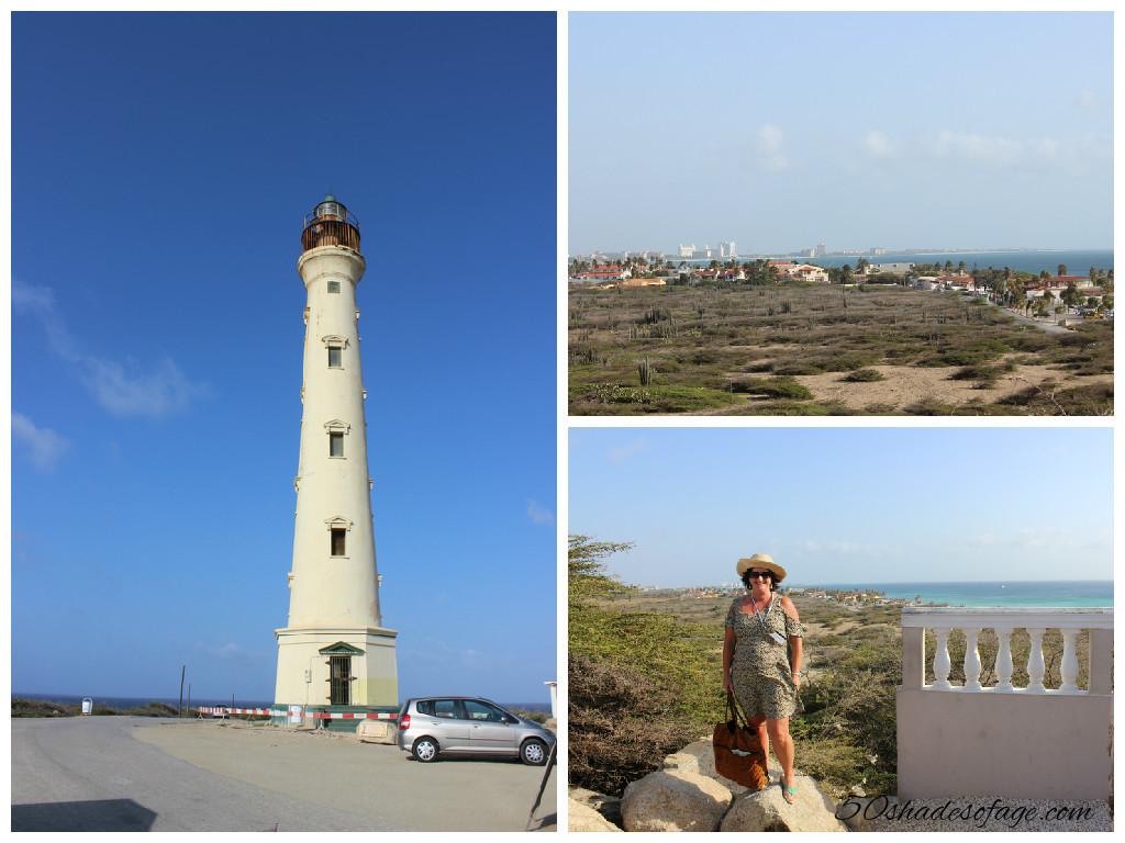 California Lighthouse, Aruba